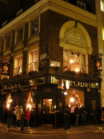 The Crown, near Piccadilly Circus
