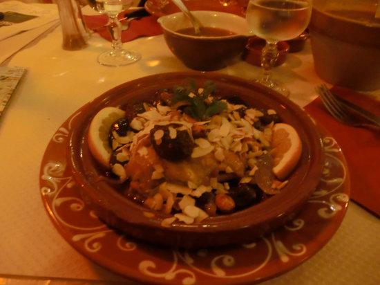 Le Palmier: Dish