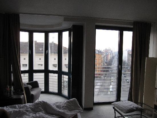 TopDomizil Apartments Panorama Friedrichstrasse: Corner