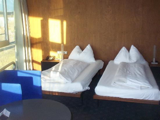 Parkhotel Hall : la camera