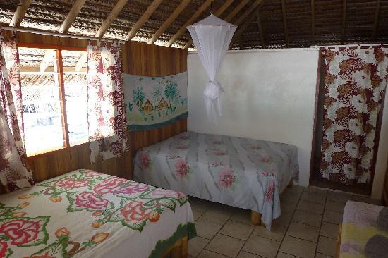 Pension Hotu: Bedroom