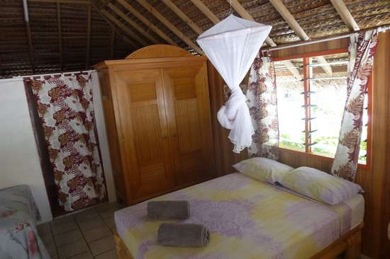 Pension Hotu : Bedroom