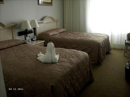 Hotel Riu Plaza Miami Beach: Doppelzimmer, seitlicher Meerblick