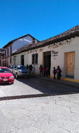 San Cristobal de las Casas, Meksyk: Liquidambar