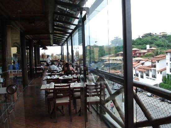 Rio Buzios Beach Hotel: A Desayunar