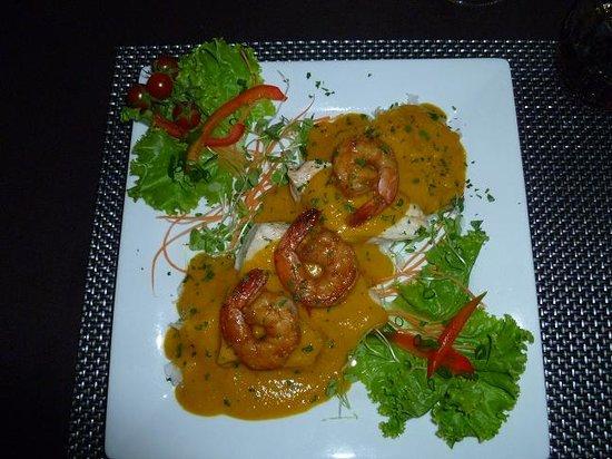 Tuoro Restaurant & Cafe: The Fish