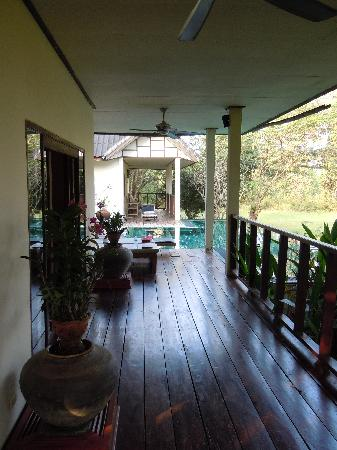 Gecko Villa: Beautiful any time of the day