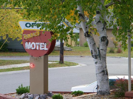 Terrace Motel: Nice location