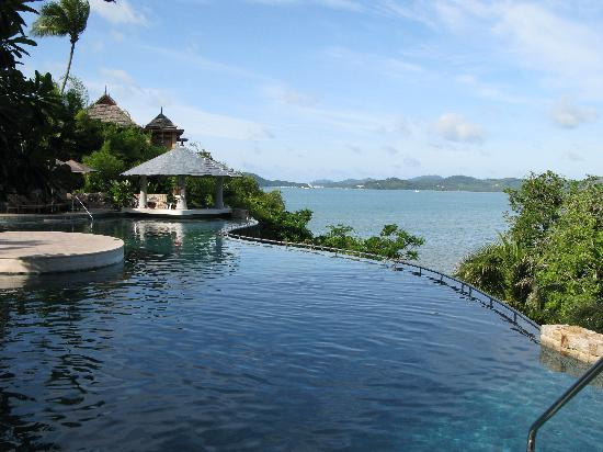 The Westin Siray Bay Resort & Spa Phuket: Main Pool view