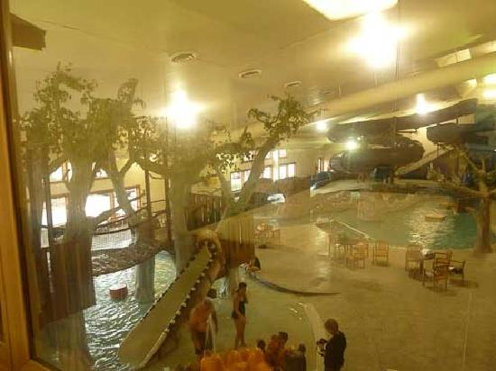Comfort Suites Rapid River Lodge: Waterpark