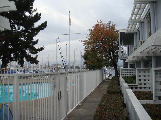 Marina Village Inn Pool
