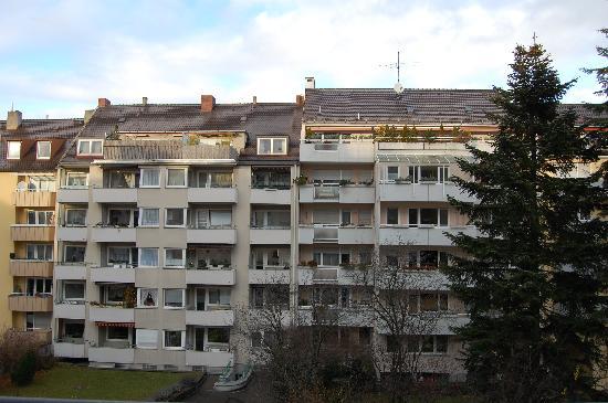 Rivoli Hotel : view from my room