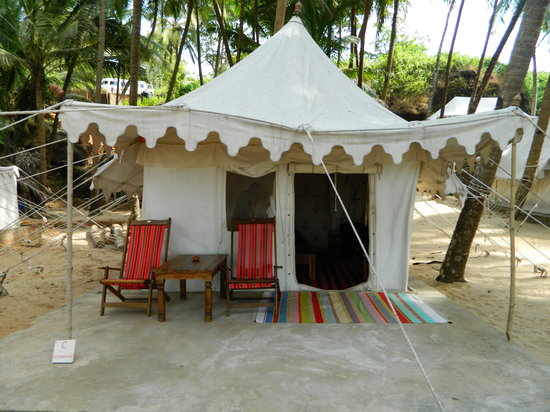 Cola Beach Exclusive Tented Resort: The Tent