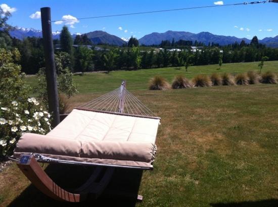 Mountain Range Boutique Lodge: great hammocks!