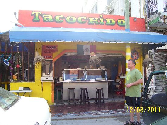 Taco Chido: Street View
