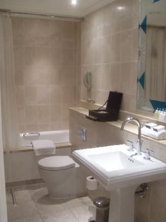โรงแรม เดอะ รอยัล เฮาส์การ์ด: Royal Horseguards Washroom