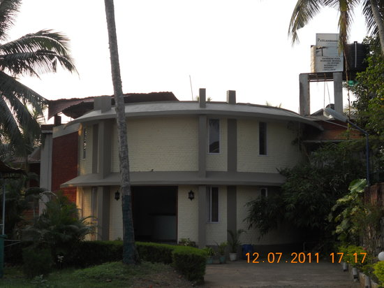 Park International Kovalam : FRONT VIEW