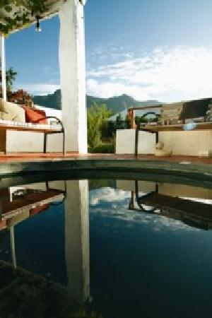 Impangele B and B & Self Catering Cottage: Plunge pool