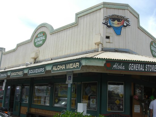 ‪Aloha General Store‬