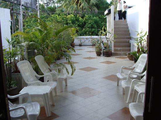 Amarina Residence: rooftop area