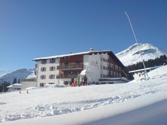 Hotel Sonnenburg: Hotel und Kinder-Ski Schule