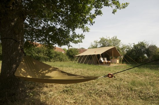 Gournay, Frankrike: Tented Lodge