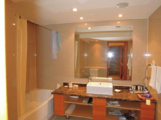 Yong An Hotel: バスルーム