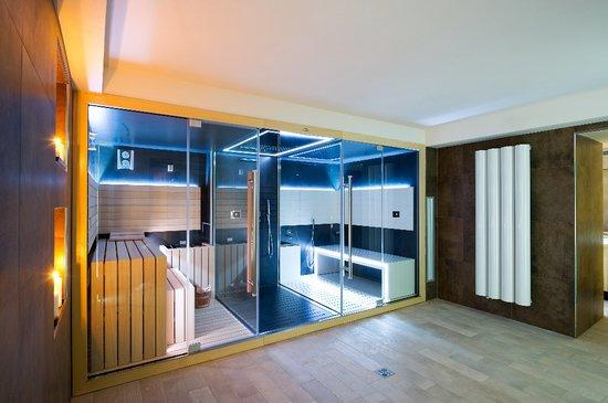 Hotel Palazzo dei Mercanti: Area Benessere