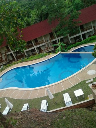 Asia Grand View Hotel: Pool!