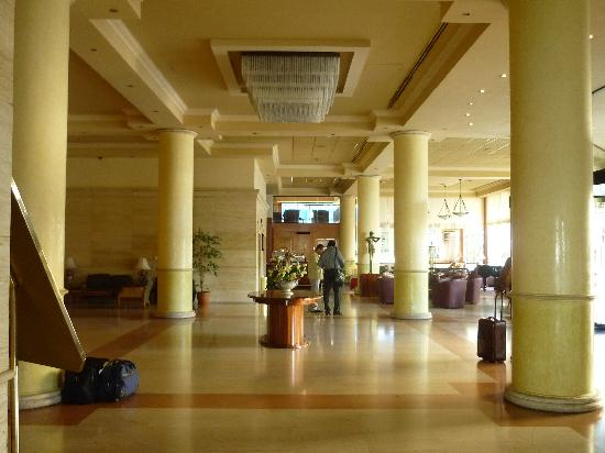 Golden Tulip Vivaldi Hotel: hall