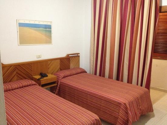 Hotel Andrea´s: Twin room