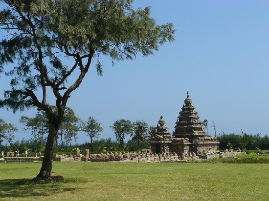 Sea Shore Temple: seashore temple