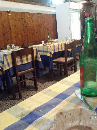 Ristorante trattoria toscana ai lampioni in milano con - Trattoria con giardino milano ...