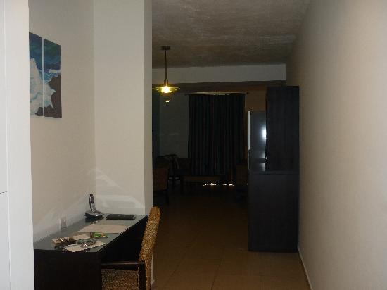 Rocca Nettuno suites: ingresso