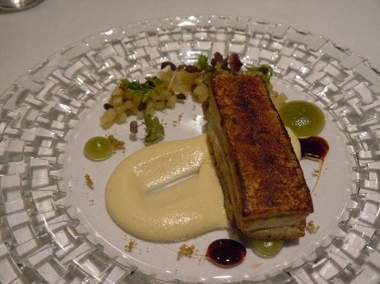 Muse Restaurant: Main - pork belly