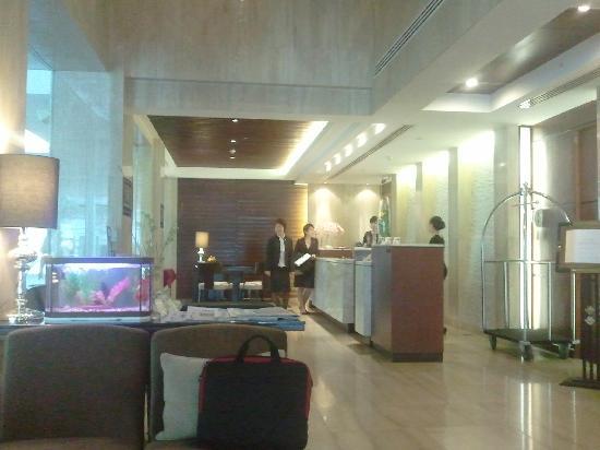 فوراما إكسكلوسيف سوكومفيت: Hotel Lobby