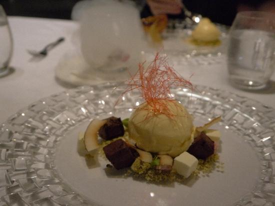 Muse Restaurant: Dessert - Turkish delight