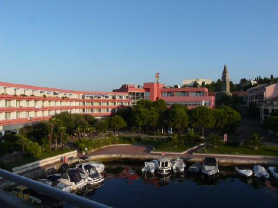 Hotel Histrion: Hotelzicht