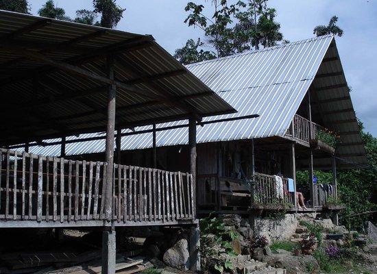 Yankuam Lodge: Yankuam Haupthaus