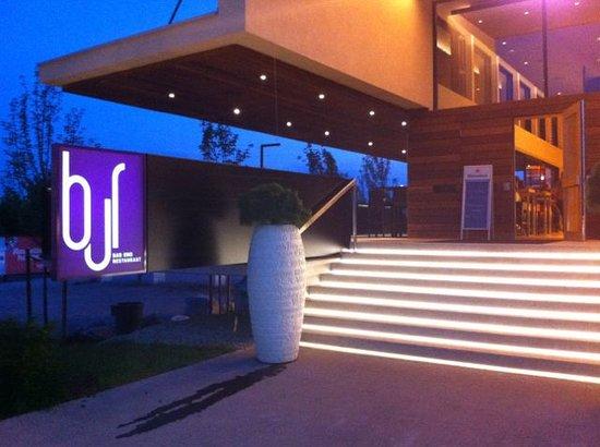 Bur Restaurant: Eingangsbereich