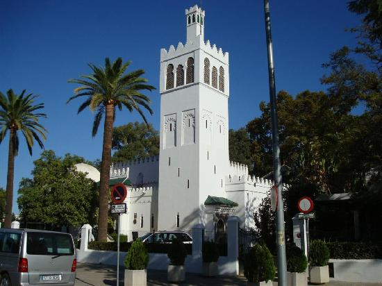 Ibis Sevilla: mosquée