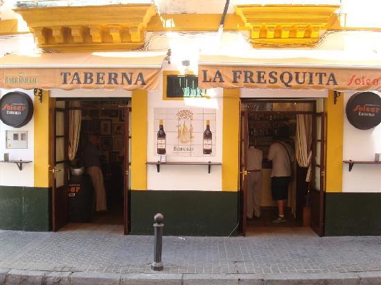 Ibis Sevilla: taverne