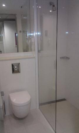 Scandic Haugesund: Bathroom