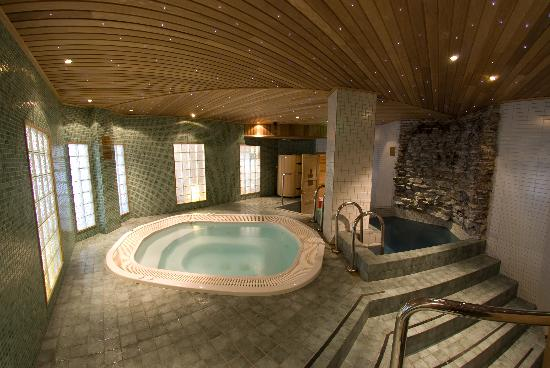 Hotel Hullu Poro - The Crazy Reindeer : Sauna department