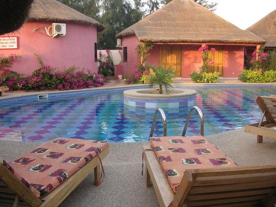 Casa Coco: la piscine