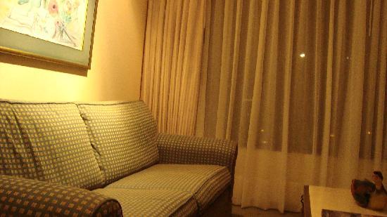 Los Tallanes Hotel & Suites : hall