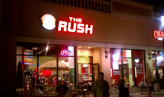 The Rush Coffee & Tea Shop