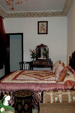 Riad Dar Chrifa : je voyage avec mon coupin à fés le mois derniér