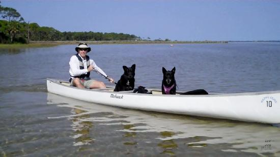 """Happy Ours Kayak and Bike Outpost: Yappy """"Ours"""""""