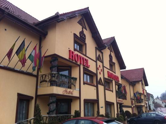 Korona Hotel: hotel